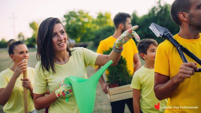 Canadian Visa Professionals - Volunteering